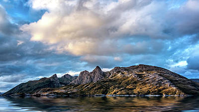 Photograph - Rocky Island by Maria Coulson