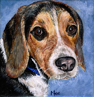 Painting - Rocky by Mary-Lee Sanders