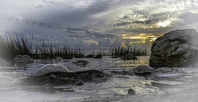 Photograph - Rocky Morning by Leticia Latocki