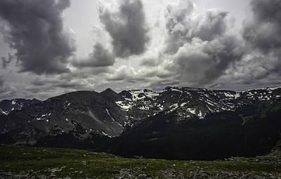 Caravaggio - Rocky Mountain Colorado by Karel Machado