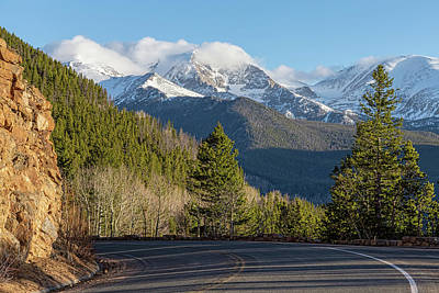 Photograph - Rocky Mountain Cruising by James BO Insogna
