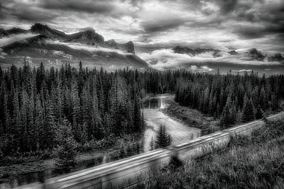 Photograph - Rocky Mountain Dreamscape by Karl Anderson
