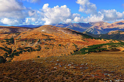 Photograph - Rocky Mountain High by Greg Norrell