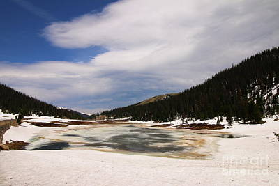 Photograph - Rocky Mountain N P June 2017  by Christiane Schulze Art And Photography
