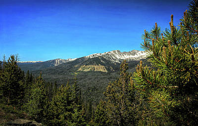Photograph - Rocky Mountain National Park 5 by Judy Vincent