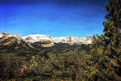 Photograph - Rocky Mountain National Park 6 by Judy Vincent