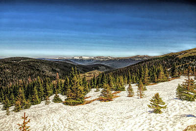 Photograph - Rocky Mountain National Park 7 by Judy Vincent