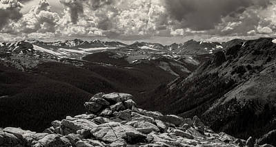 Photograph - Rocky Mountain National Park Colorado by Ray Van Gundy