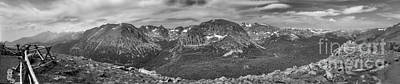 Photograph - Rocky Mountain National Park by Pete Hellmann