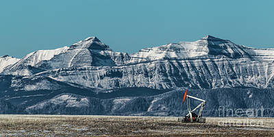 Photograph - Rocky Mountain Oil by Brad Allen Fine Art