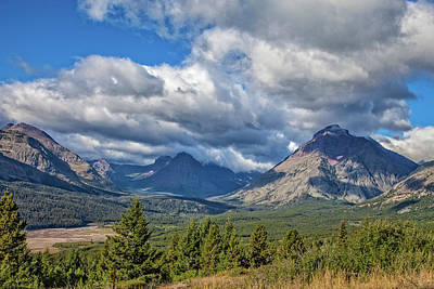 Photograph -  Rocky Mountain Splendor by Ronald Lutz