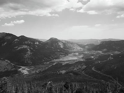 Photograph - Rocky Mountain by Tiffany Erdman