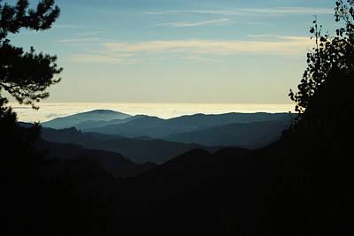 Photograph - Rocky Mountain Vistas by Marie Leslie