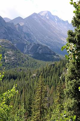 Photograph - Rocky Mountains 05 by Pamela Critchlow