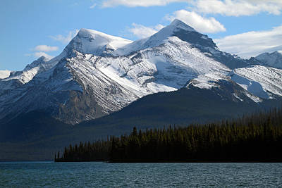 Rockies Photograph - Rocky Mountains Jasper by Pierre Leclerc Photography