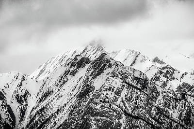 Photograph - Rocky Peaks by Martin Capek