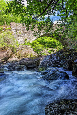 Photograph - Rocky River by Ian Mitchell