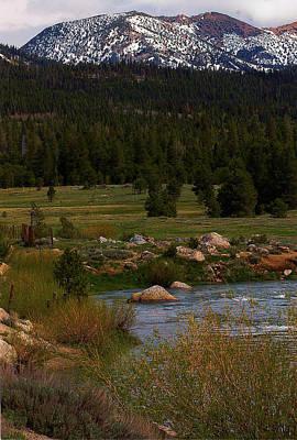 Photograph - Rocky River by Lori Mellen-Pagliaro