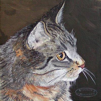 Painting - Rocky by Sharon Steinhaus