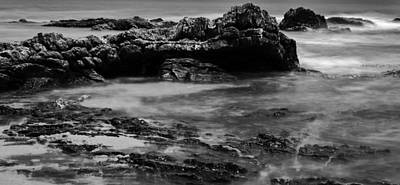 Photograph - Rocky Shore by Georgia Fowler