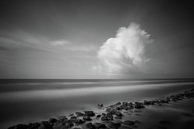 Photograph - Rocky Shoreline by Todd Aaron