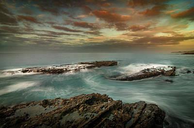 Photograph - Rocky Shores At Victoria Beach by Ralph Vazquez
