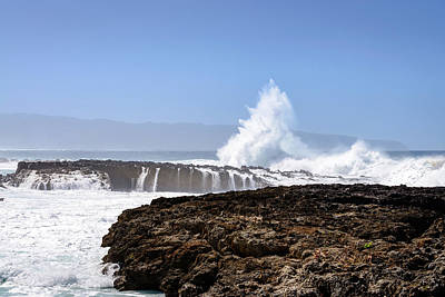 Photograph - Rocky Shores by Michael Scott