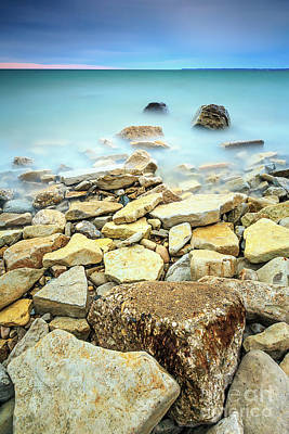 Photograph - Rocky Start by Andrew Slater