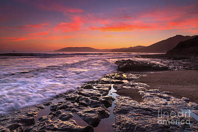 Photograph - Rocky Sunset by Mimi Ditchie