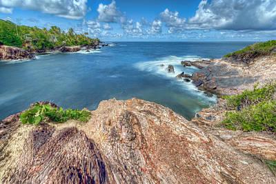 Photograph - Toco, Trinidad by Nadia Sanowar