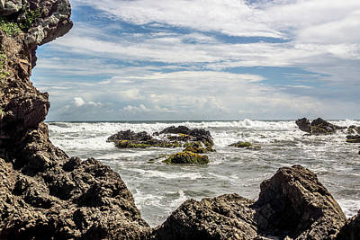 Photograph - Rocky Waters by Tina Ernspiker
