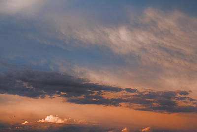 Israeli Flag - Rococo Clouds - 400361 by TNT Images