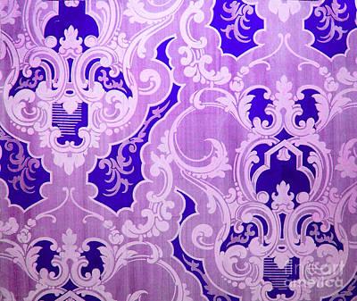 Photograph - Rococo Purple by Brenda Kean