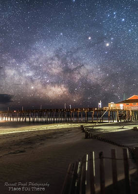 Photograph - Rodanthe Nights by Russell Pugh