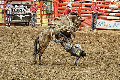 Photograph - Rodeo 4 by Newman Artography