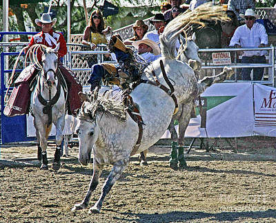 Photograph - Rodeo 2 by Tom Griffithe