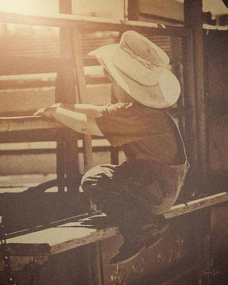 Photograph - Rodeo Dreamin by Amanda Smith