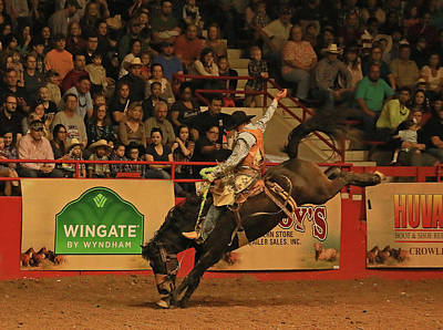 Photograph - Rodeo by Ronald Olivier