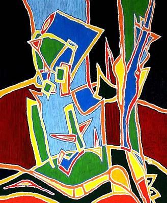 Painting - 'rodope Melody' by Veneta Gancheva