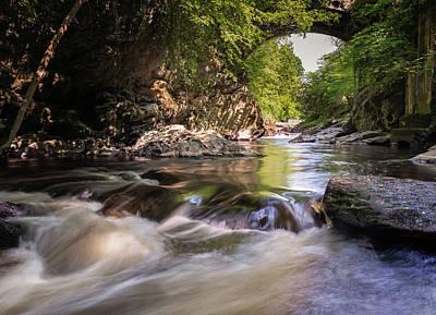 Photograph - Roe Valley County Park  by Ciaran Craig