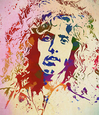 Painting - Roger Daltrey by Dan Sproul