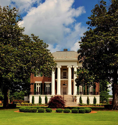 Photograph - Rogers Hall - University Of North Alabama by Mountain Dreams