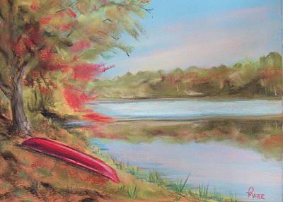 Rogue River Art Print by Pete Maier