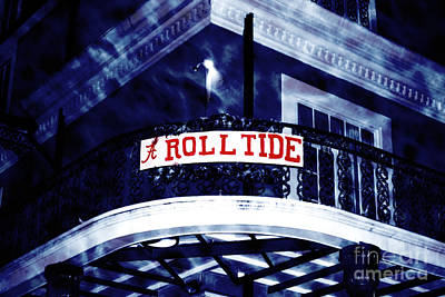 Roll Tide At The Sugar Bowl Art Print