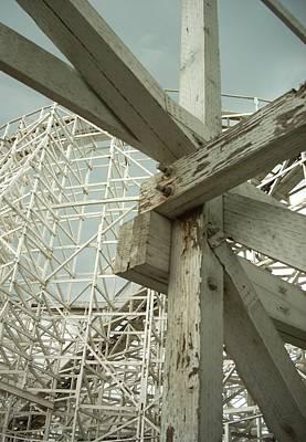 Photograph - Roller Coaster 2 by Sara Stevenson