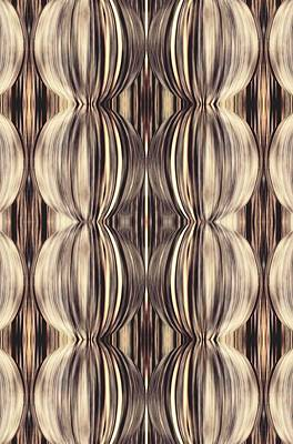 Photograph - Rolling Abstract Digital  Art  by Sheila Mcdonald