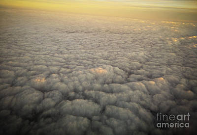Photograph - Rolling Clouds by Robert Knight