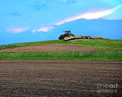 Photograph - Rolling Hills by Kathy M Krause