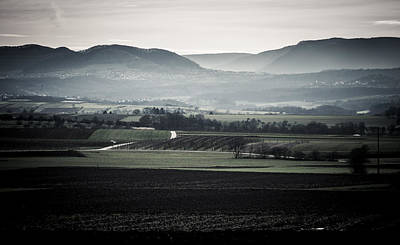 Photograph - Rolling Hills by Miguel Winterpacht