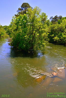 Photograph - Rolling On The River by Lisa Wooten
